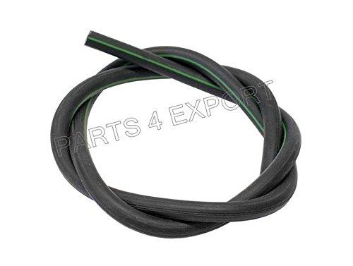 GENUINE MERCEDES Vacuum Hose - 3 X 9 mm - Smooth Rubber without Braiding 550623010 - Genuine Vacuum Hose