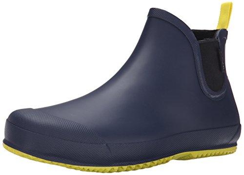 n Shoe, Navy/Yellow, 45 EU/11.5 D US (Tretorn Rubber Boots)