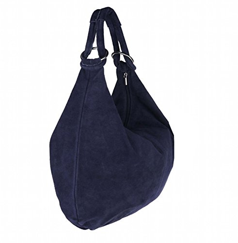 Only xl Couture Navy a Borsa OBC Dunkelblau spalla argento Beautiful Argento donna zxwPppdqE