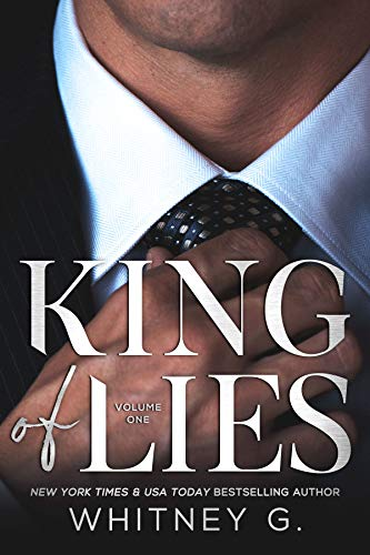 King of Lies (Empire of Lies Book 1) by [G., Whitney]