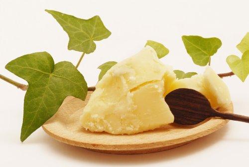 Сырье масло ши от выбора Клеопатры - Лучший Африканский Масло ши - Grade и неочищенные - только самого высокого качества орехов ши используется - Удобный 1 фунт Resealable JAR - 100% натуральный и органический - Кот Ши Масло для тела для кожи или волос -