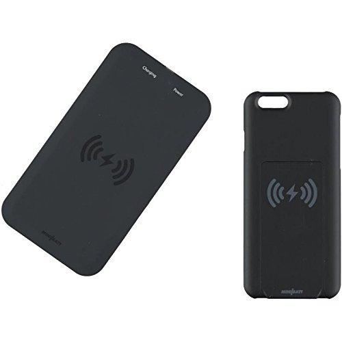 Pack de MiniBatt con cargador inalámbrico Qi Wireless Charge ...