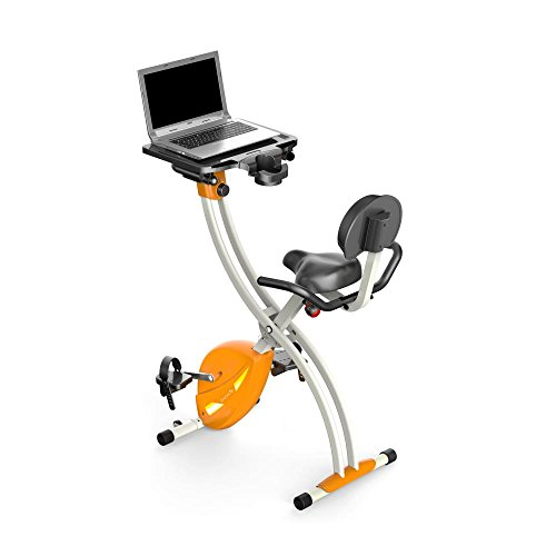 SereneLife Exercise Bike Home Office product image