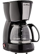 Cafeteira Cp15 Inox, 550w, 110v, 63901065 Britânia Preto