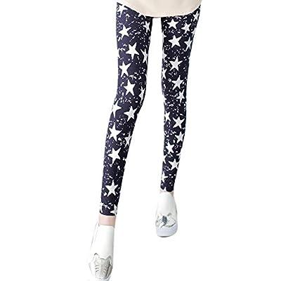 Naier Women Leggings, Ultra Soft Yoga Pants High-Waist Tummy Control Sport Leggings
