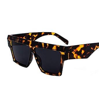 Gafas de sol Unisex, Gafas de Sol Polarizadas Hombre & Mujer Aviator Full Color Plateado