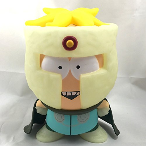 "Professor Chaos 6"" Glow in Dark Figure Kidrobot South Park Collectible Vinyl Art 38160"