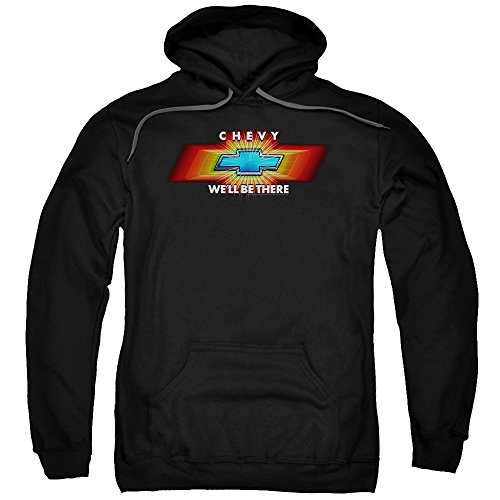 Chevy - Chevy We'll Be There Tv Spot Adult Pull-Over Hoodie