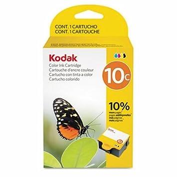 Amazon.com: Kodak 10 C Cartucho de tinta (8946501) – OEM ...