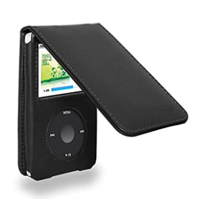 Ipod Classic Leather Flip Case for 120/160 by Unicorn Innovations