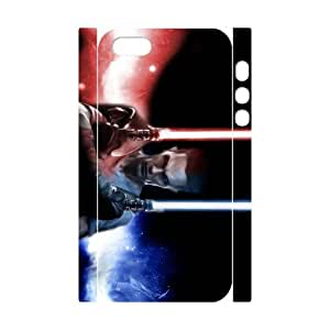 AKERCY Star Wars Phone 3D Case For iPhone 5,5S [Pattern-3]