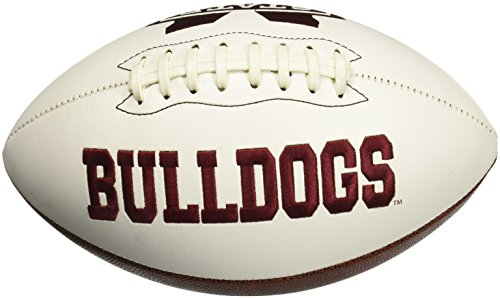 NCAA Mississippi State Bulldogs Signature Full Size Football