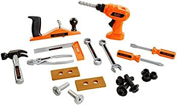 BLACK+DECKER Jr. Fun Tool Set