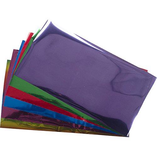 Lisa Pavelka Craft Foil Kit 6/Pkg-Bright & Bold