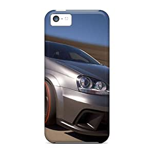 New Arrival Cover Case With Nice Design For Iphone 5c- Vw Gti Golf