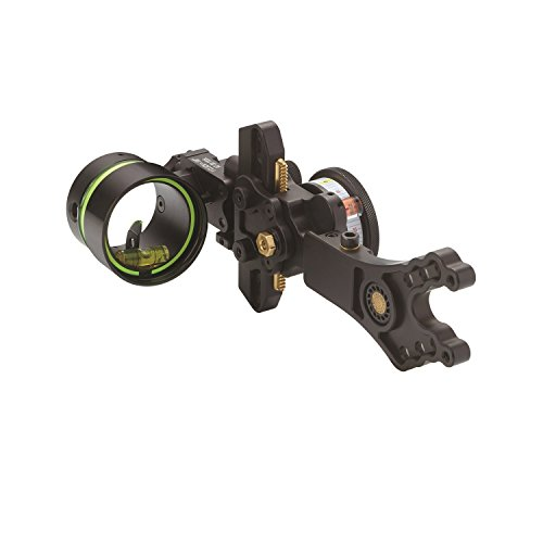 HHA Sports .010 KP Optimizer Lite King Pin XL 5510 Sight, Black