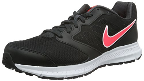 Nike Downshifter 6 Msl - Zapatillas para mujer Negro (Black / Hyper Punch-Anthracite)