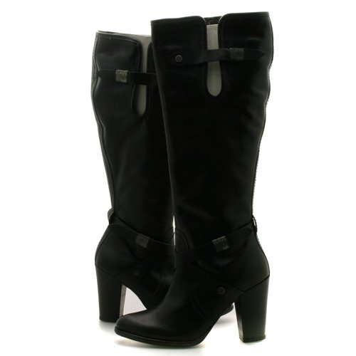 G-star raw avenger bottes de chaussures en cuir noir - Noir - Noir, Taille 38