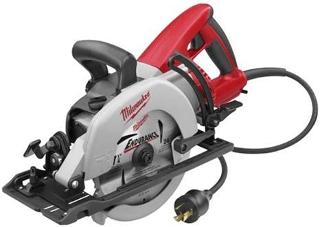 Worm Drv Circ Saw W Twist Lock, 7-1 4 In