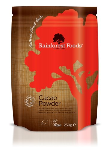 Rainforest Foods Organic Cacao Powder 250g -  OfficeMarket, 79067
