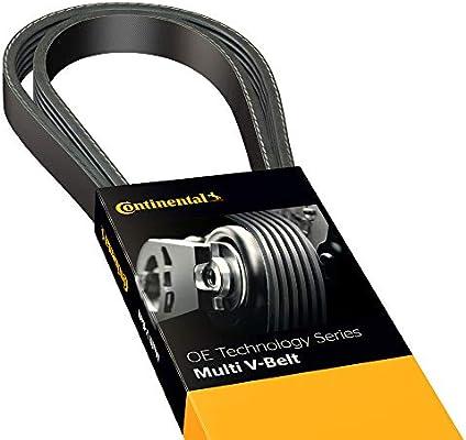 84.5 Multi-V Belt 84.5 Multi-V Belt Continental ContiTech Continental OE Technology Series 4060845 6-Rib