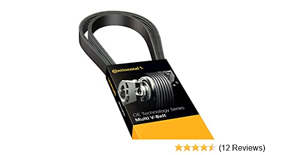 Continental OE Technology Series 4061065 6-Rib 106.5 Multi-V Belt