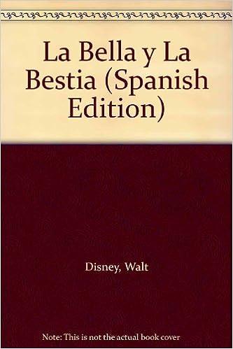 Book La Bella y La Bestia