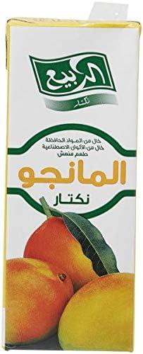 الربيع عصير شراب برتقال 125 مل