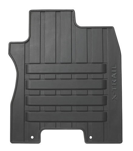 Rubber Mat With Flanged Front /& 2nd Row Genuine Nissan X-Trail T32 from 2014