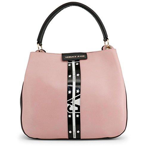 Sac à main rose et noir Versace Jeans - Buzzao
