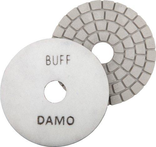 Dry Diamond Polishing Pad Buff - DAMO 4