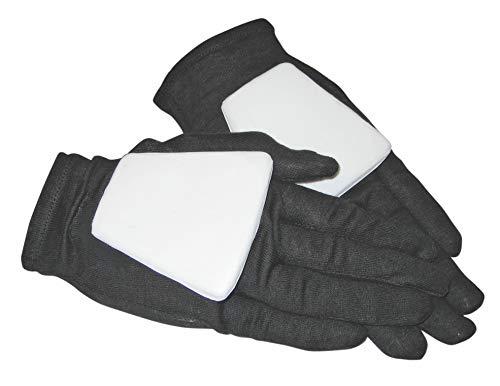 Deluxe White Polyester Gloves - Star Wars, Obi-Wan Kenobi Child