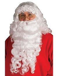 Rubies Costume Santa Beard and Wig Set