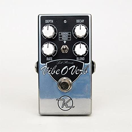 Keeley Vibe-O-Verb · Pedal guitarra eléctrica: Amazon.es ...