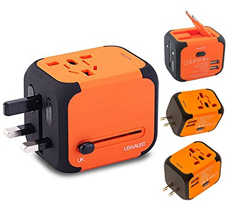 Universal Dual Outlet - 2