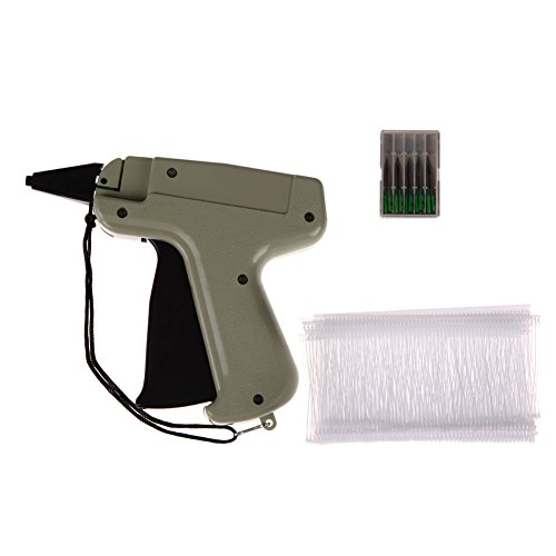 (LiChiLan Tagging Gun,Clothes Garment Price Label Tagging Tag Gun 3
