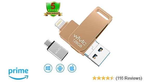 USB Flash Drive Photo Stick for iPhone Flash Drive for iPhone PhotoStick  Mobile for iPhone USB Flash Drive Android Backup Drive OTG Smart Phone  Memory
