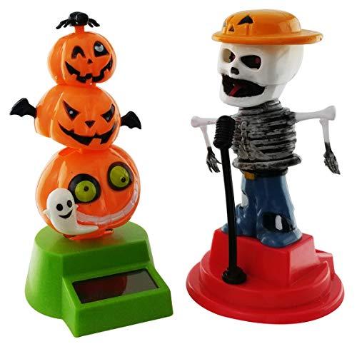 Solar Dancing Toys Halloween - Midwood Brothers Halloween Solar Powered Dancing