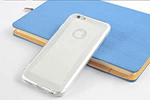 Hot Ing Shimmer Phone Case Tpu Soft Phone Case For Phone 6(4.7 Inch) 6 Plus Cover Case White For 6 Puls-white for 6 puls