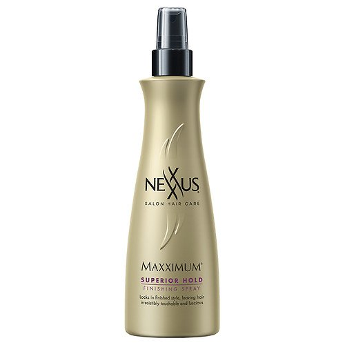 Nexxus Maxximum Finishing Spray, Extraordinary Hold 10.1 fl oz (Pack of 1)