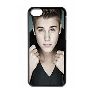 Justin Bieber Pop Collar iPhone 5c Cell Phone Case Black NiceGift pjz0035119973