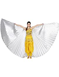 Isis Wings Belly Dance Costume Prop (Closed Back)