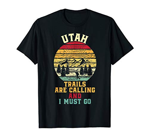 Are Calling And I Must Go Hiking Tee ()