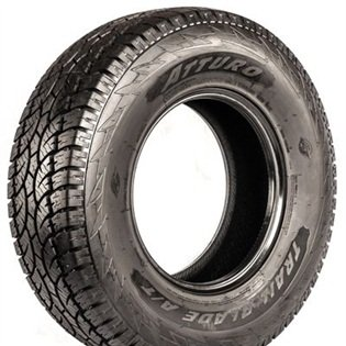 Atturo Trail Blade A/T All-Terrain Bias Tire - 235/75R15 LT (Lt 235 75 15 Tires)
