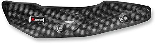 Akrapovic 17-19 Kawasaki ZR900 Carbon Fiber Heat Shield ()