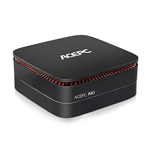 Mini PC Windows 10 Intel Celeron Apollo Lake J3455 /4GB DDR/32GB EMMC/Expansion Hard Disk/Gigabit Ethernet/Type-C/HDMI Mini - Hard Disk Unit