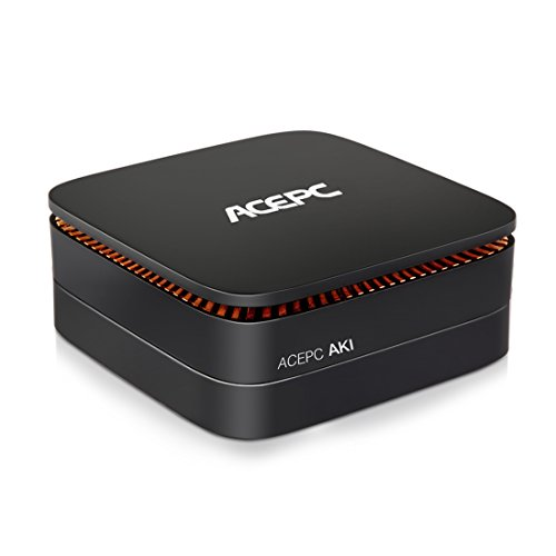 Mini PC Windows 10 Intel Celeron Apollo Lake J3455 /4GB DDR/32GB EMMC/Expansion Hard Disk/Gigabit Ethernet/Type-C/HDMI Mini Computer