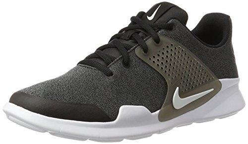 Nike 902813, Zapatillas de Gimnasia Hombre Gris (Black/White/Dk Grey)