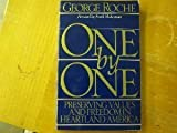 One by One, George Roche, 0916308847