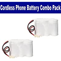 Vtech CS5121 Cordless Phone Combo-Pack includes: 2 x UL119 Batteries